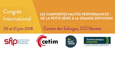 Technocampus s'associe à la SFIP pour le congrès international des Composites hautes performances